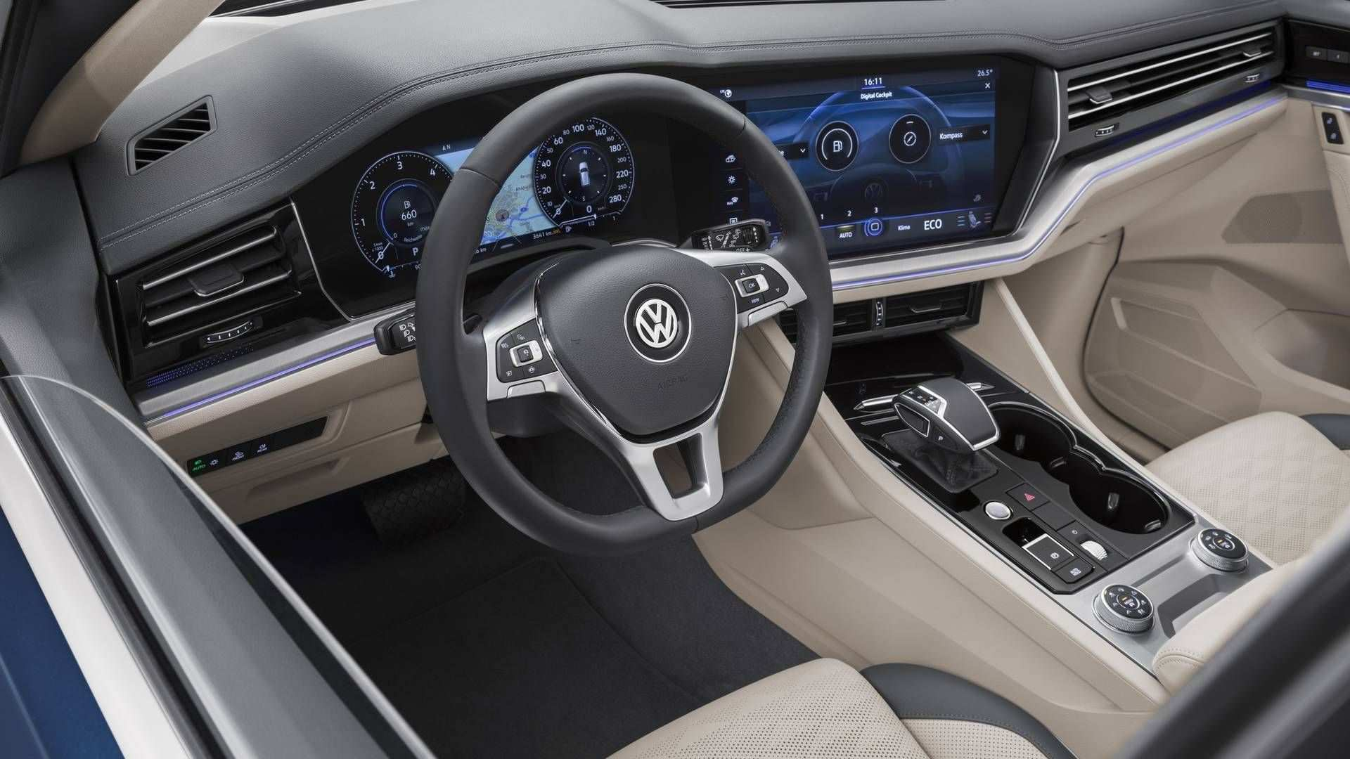 74 New Vw Touareg 2019 Interior Specs
