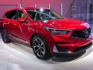 74 The 2019 Acura Specs Spy Shoot