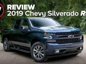 74 The 2019 Chevrolet Silverado 1500 Review Research New