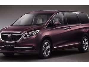 74 The 2020 Buick Minivan Picture