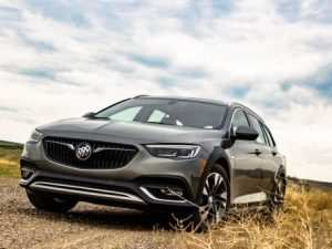 74 The 2020 Buick Tourx Photos