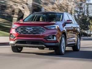 74 The 2020 Ford Edge Redesign and Review