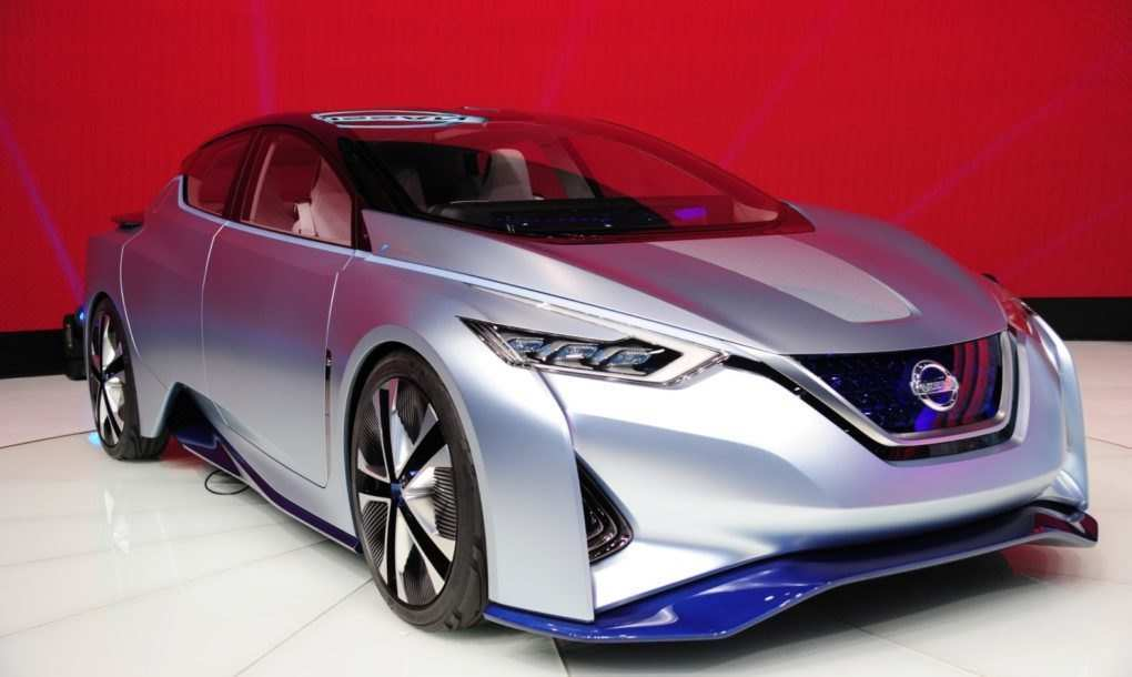74 The 2020 Nissan Electric Research New
