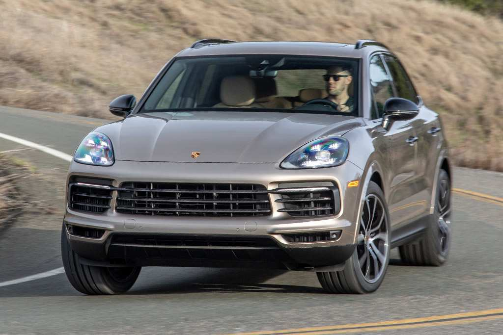 74 The Best 2018 Vs 2019 Porsche Cayenne New Model And Performance