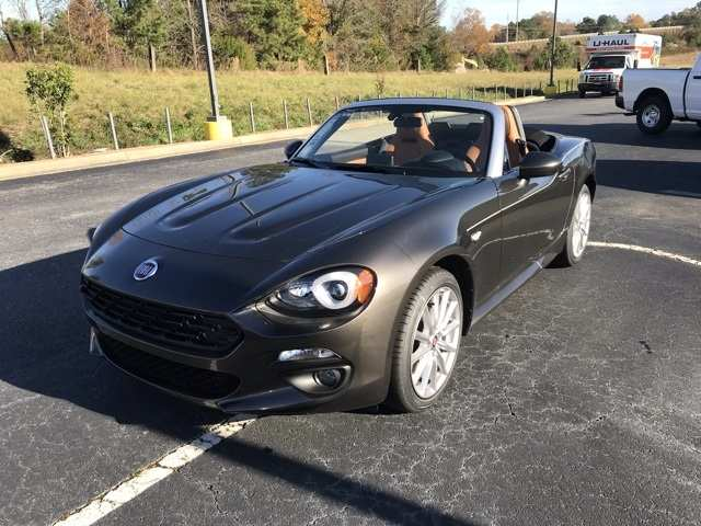 74 The Best 2019 Fiat 124 Spider Lusso Concept And Review
