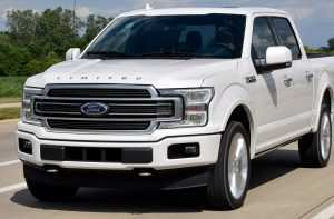 2019 Ford 150 Specs