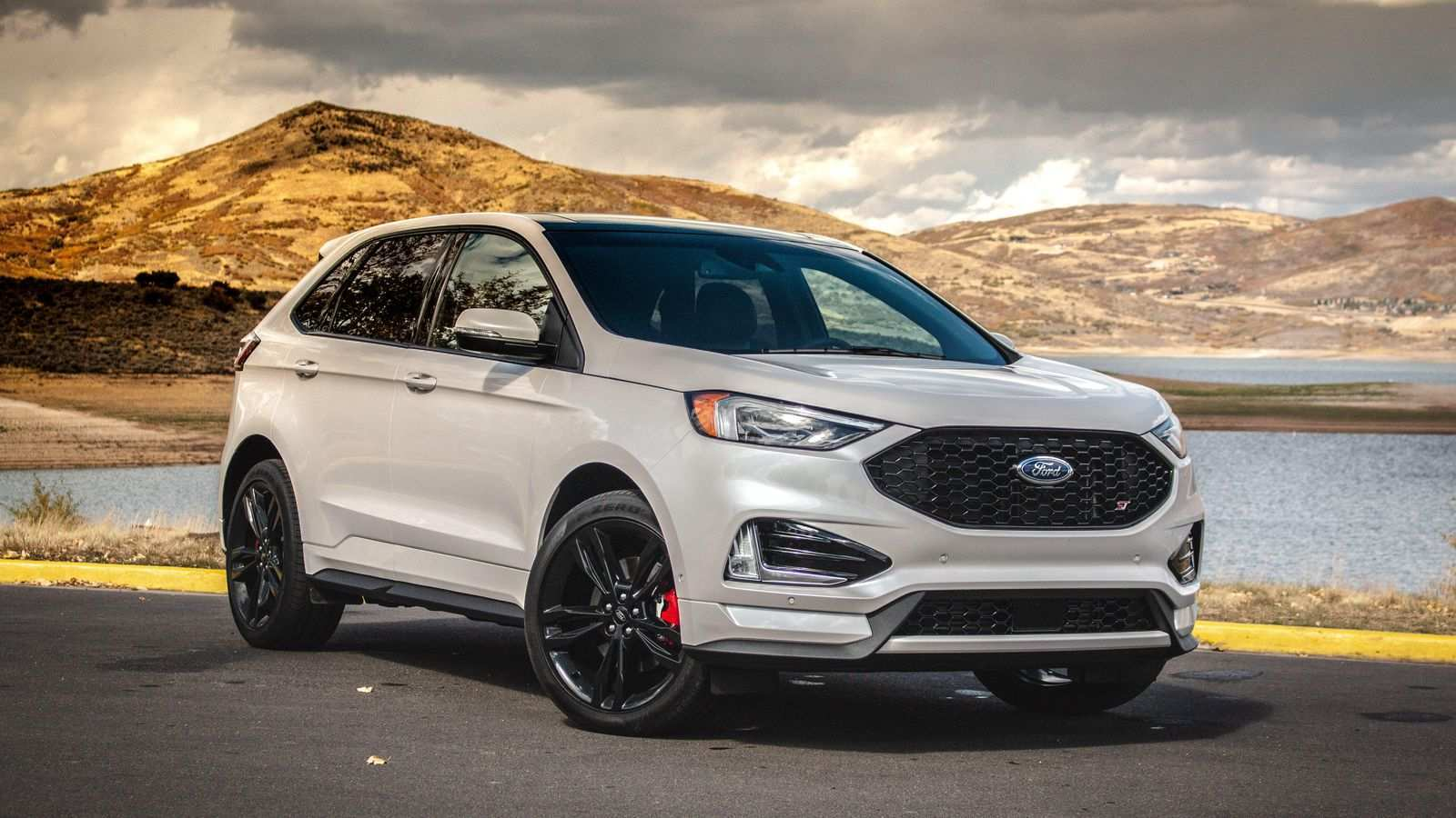 74 The Best 2019 Ford Edge New Model And Performance