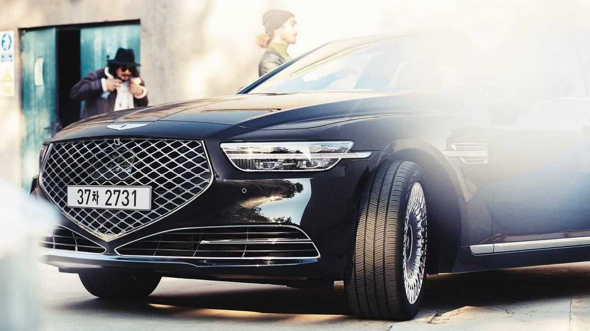 74 The Best 2019 Genesis G90 Concept and Review