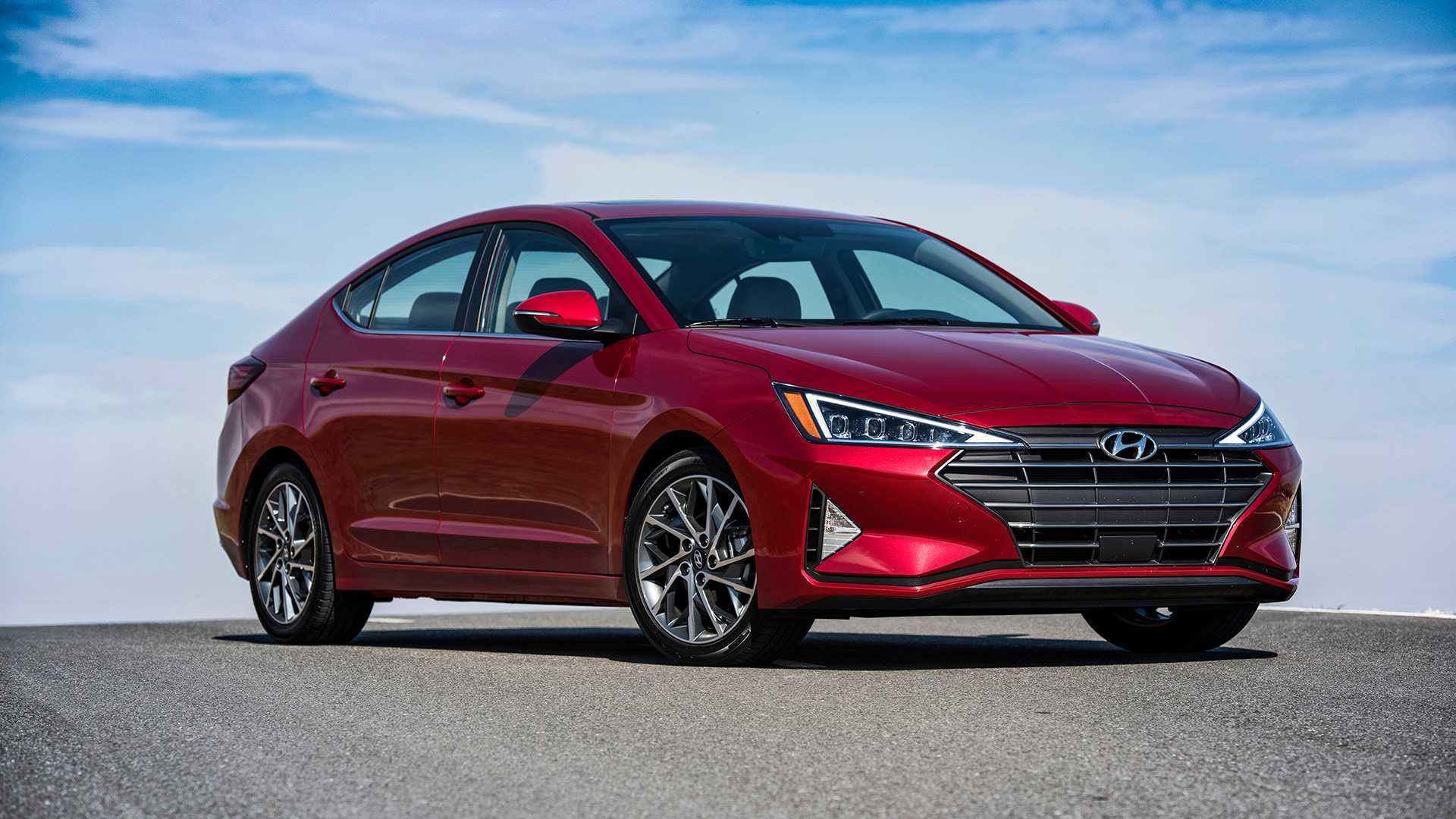 74 The Best 2019 Hyundai Elantra Limited Redesign And Concept