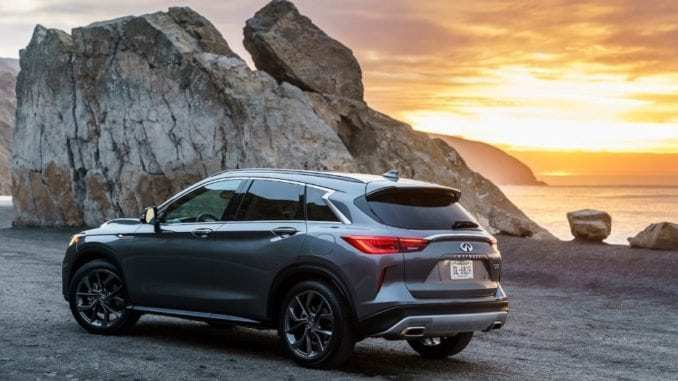 74 The Best 2019 Infiniti Qx50 Review Price Design And Review