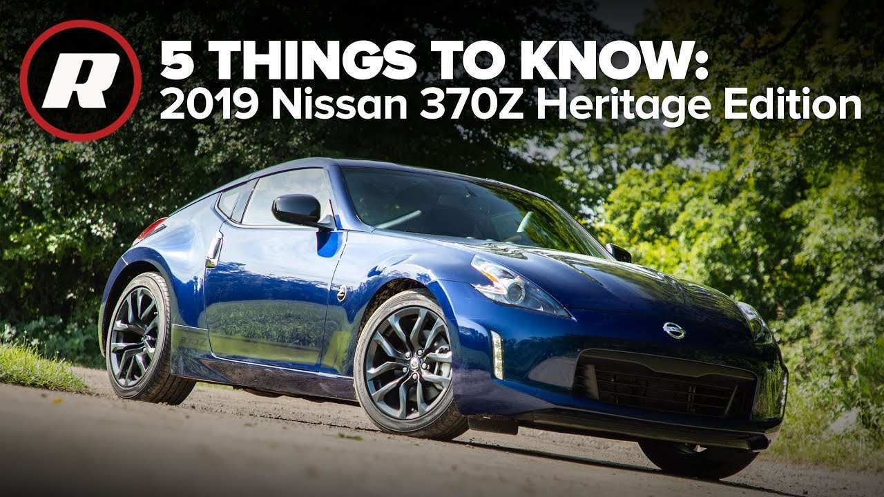 74 The Best 2019 Nissan 370Z Heritage Edition Pictures