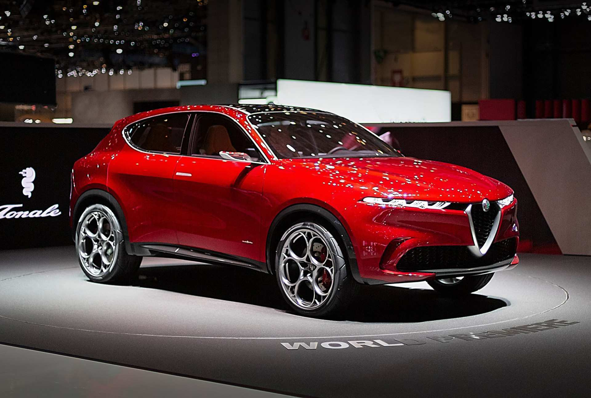 74 The Best 2020 Alfa Romeo Suv Interior