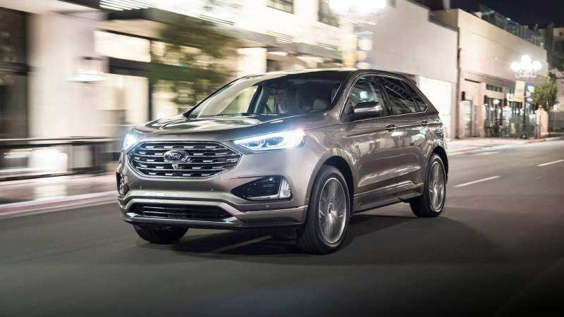74 The Best 2020 Ford Edge Pricing