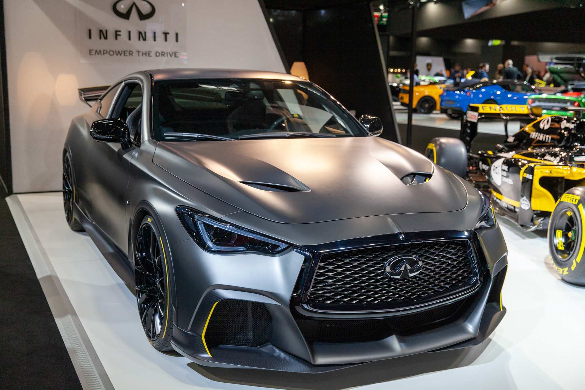 74 The Best 2020 Infiniti Q60 Black S Performance