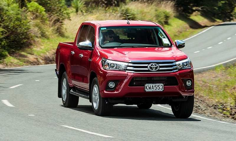 74 The Best 2020 Toyota Hilux Concept And Review