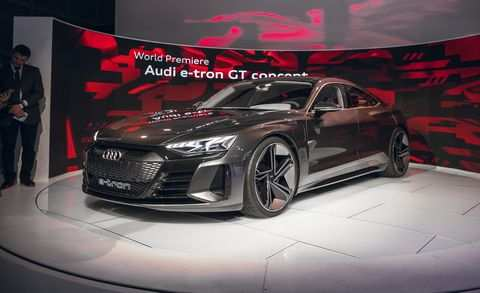 74 The Best Audi Concept Cars 2020 Pricing