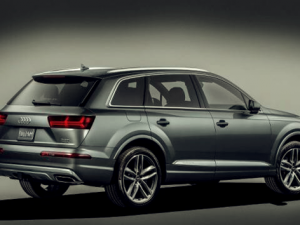 74 The Best Audi Q7 2020 Interior History