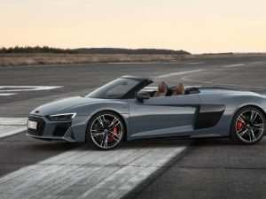 74 The Best Audi R8 V10 2020 New Concept