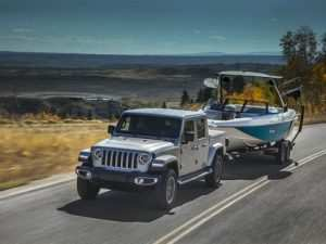 74 The Best Jeep Truck 2020 Towing Capacity Concept