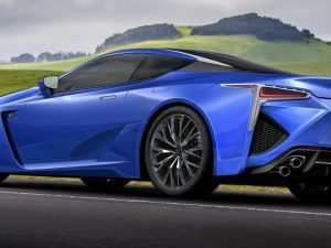 74 The Best Lc Lexus 2019 Price and Release date