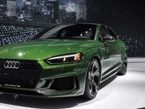 74 The Best New 2019 Audi Rs5 Redesign and Review