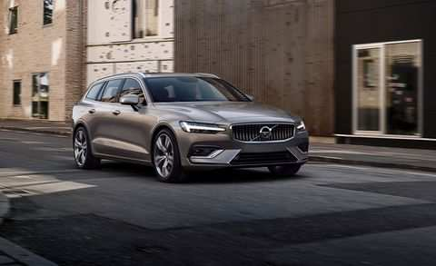 74 The Best New 2019 Volvo V60 Exterior