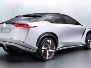 74 The Best Nissan Imx 2020 Picture