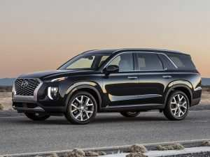 74 The Hyundai Full Size Suv 2020 Specs and Review