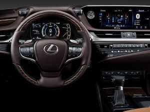 74 The Lexus 2019 Es Interior Performance