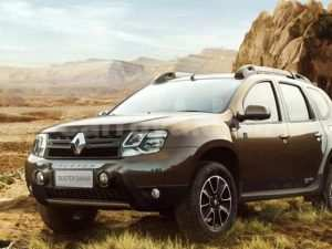 74 The Renault Duster 2019 Colombia Release Date and Concept