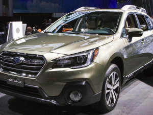 74 The Subaru Outback 2020 Spy Pricing
