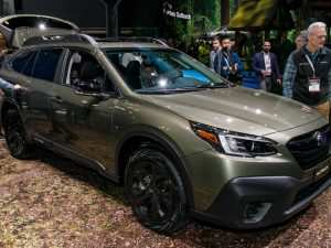 74 The Subaru Usa 2020 Outback Picture