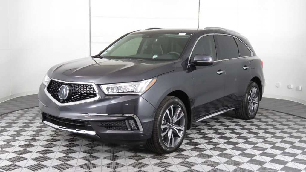 75 A 2019 Acura Usa Research New