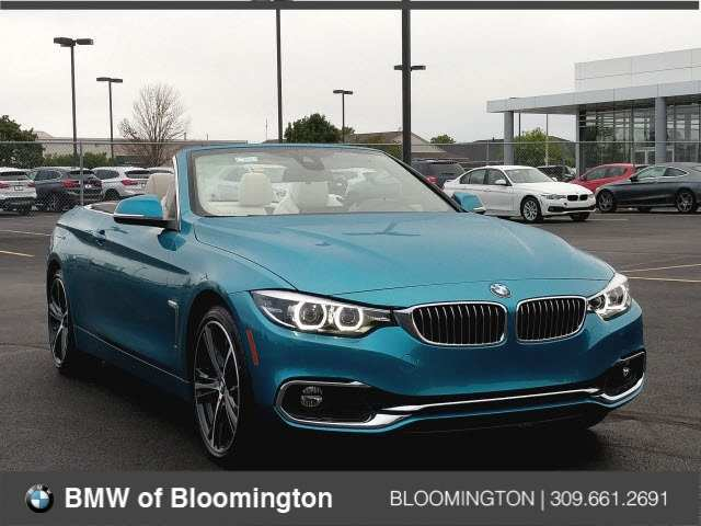 75 A 2019 Bmw 4 Convertible Picture