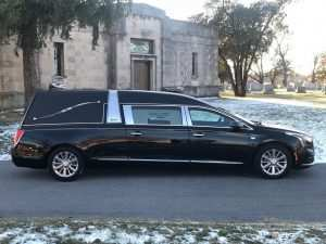 75 A 2019 Cadillac Hearse Pictures