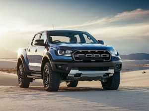 75 A 2019 Ford Raptor Speed Test