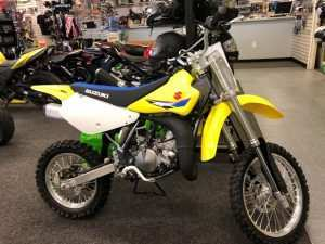 75 A 2019 Suzuki Motocross New Model and Performance