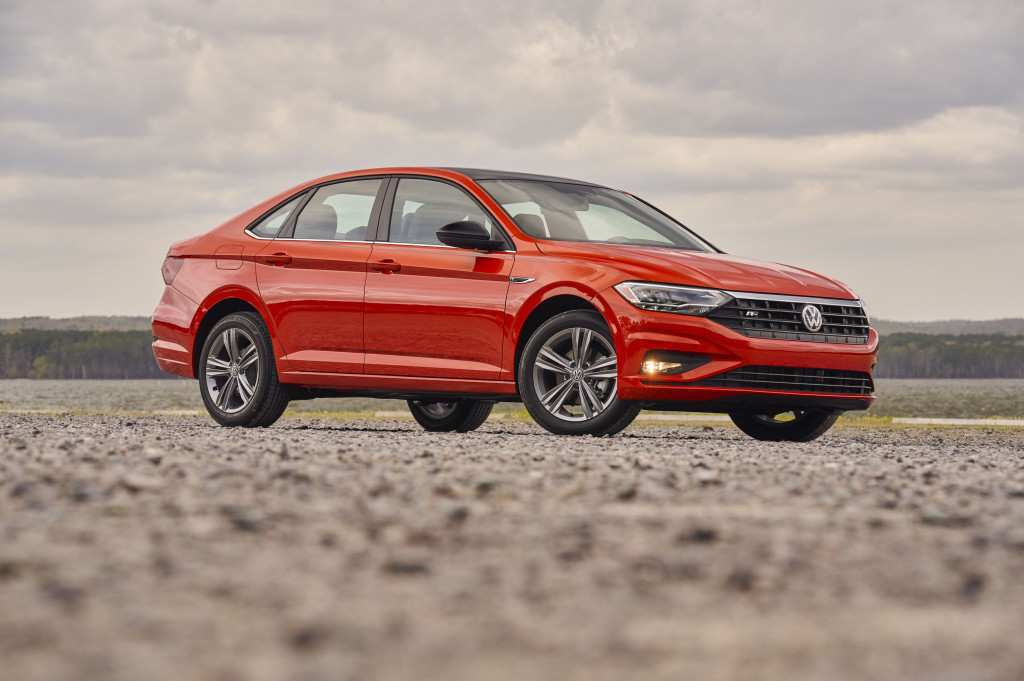 75 A 2019 Vw Jetta Redesign Overview