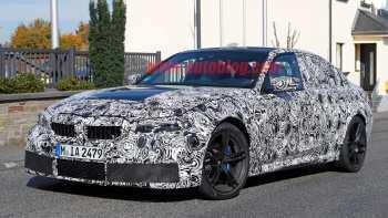 75 A 2020 BMW M4 All Wheel Drive First Drive