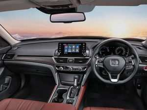 75 A 2020 Honda Accord Sedan Review and Release date