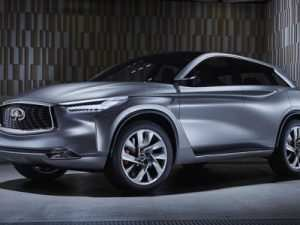 75 A 2020 Infiniti Qx50 Changes Price Design and Review