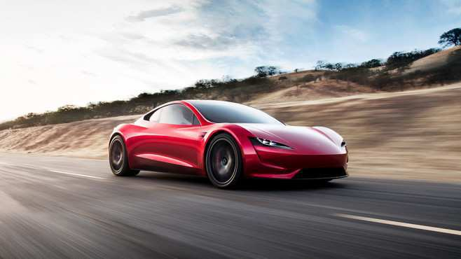 75 A 2020 Tesla Roadster Weight Engine