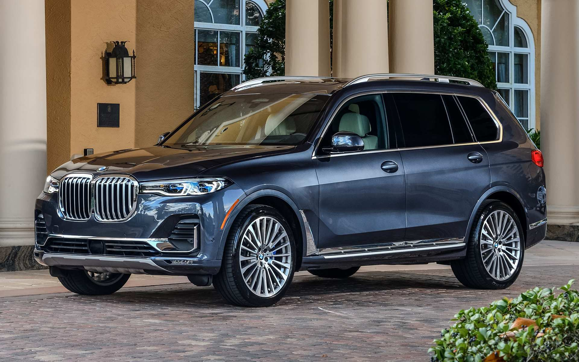75 A BMW X7 2020 Concept And Review