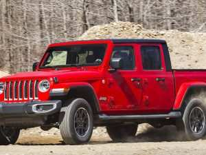 75 A Jeep Pickup Truck 2020 Release Date