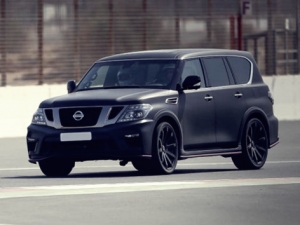 75 A Nissan Patrol Facelift 2020 Model