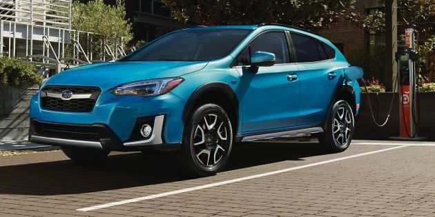 75 A Subaru Electric Car 2019 Images