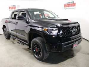 75 A Toyota Tundra Trd Pro 2019 Performance and New Engine