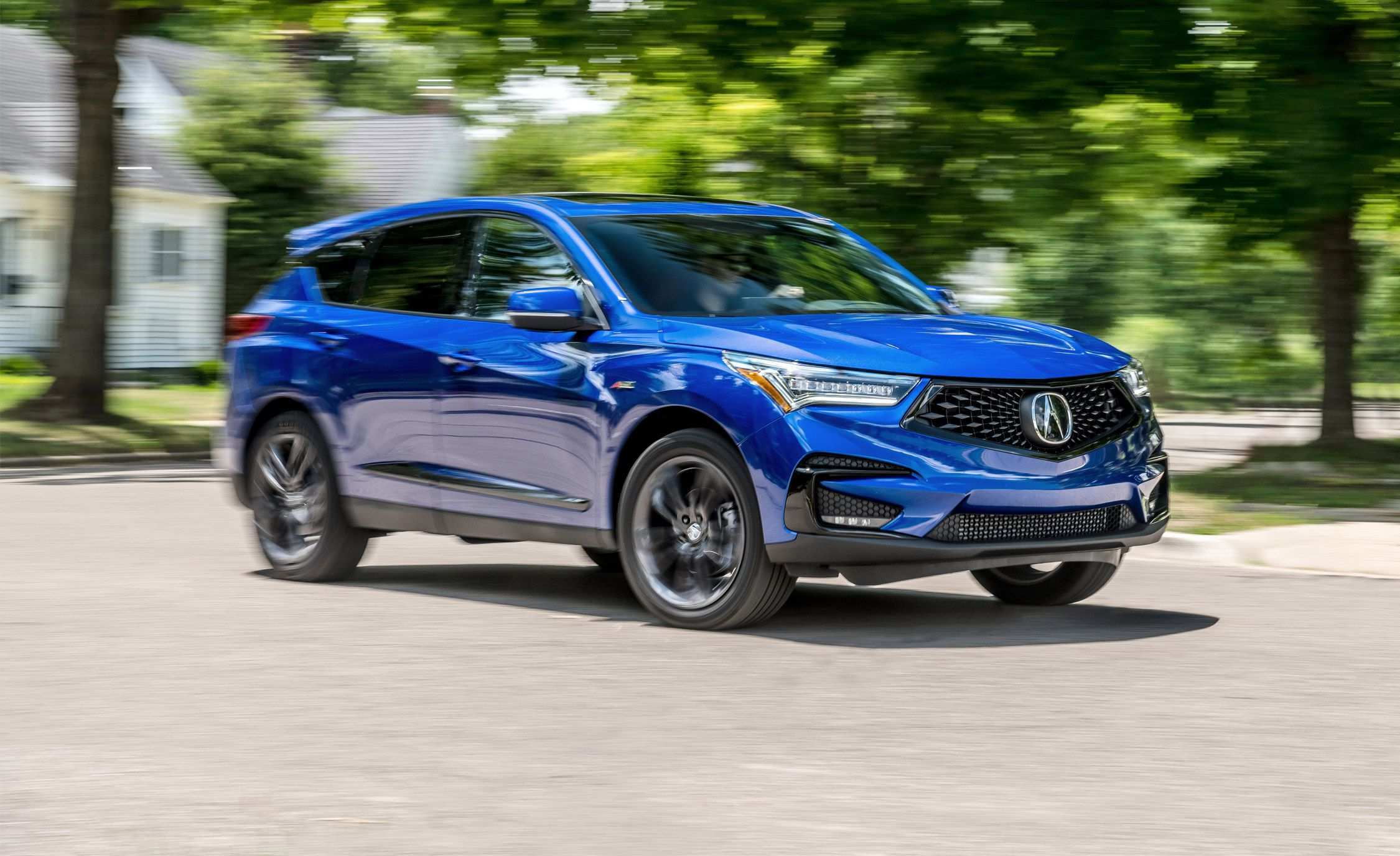75 All New 2019 Acura Pictures Concept And Review