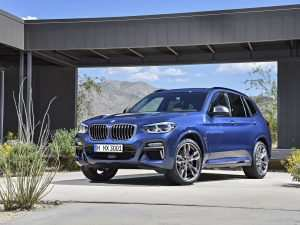 75 All New 2019 Bmw X3 Release Date Overview