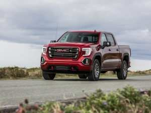 75 All New 2019 Gmc Sierra Release Date Overview